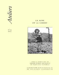 Publication GERM : «La Rose et le Christ»
